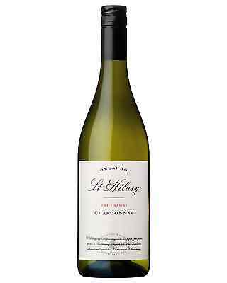 Orlando St Hilary Chardonnay bottle Dry White Wine 750mL Padthaway