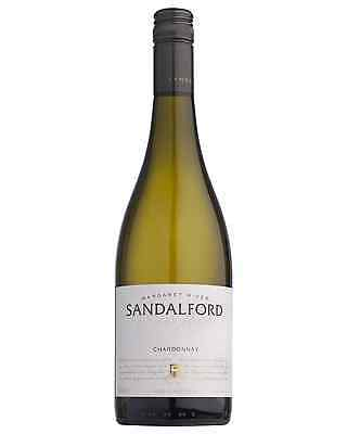 Sandalford Estate Reserve Chardonnay bottle Dry White Wine 750mL Margaret River