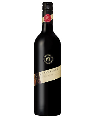 Pepperjack Shiraz case of 6 Dry Red Wine 2015* 750mL Barossa Valley