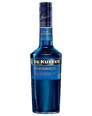 De Kuyper Blue Curacao Liqueur 500mL bottle Fruit Liqueur