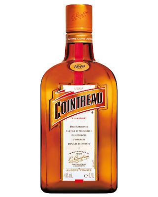 Cointreau Orange Liqueur 700mL bottle Fruit Liqueurs