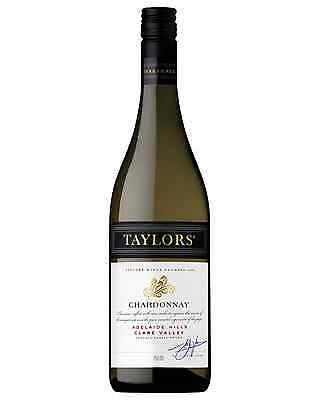 Taylors Estate Chardonnay bottle Dry White Wine 750mL Clare Valley