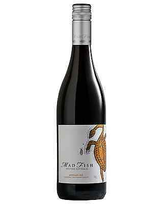 MadFish Premium Red case of 6 Red Blend Dry Red Wine 750mL