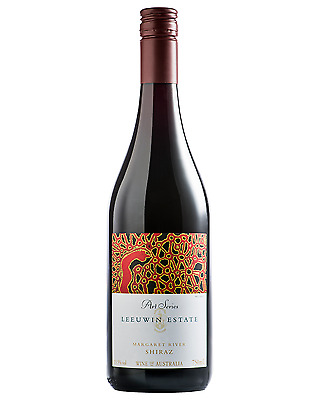 Leeuwin Estate Art Series Shiraz case of 12 Dry Red Wine 750mL Margaret River