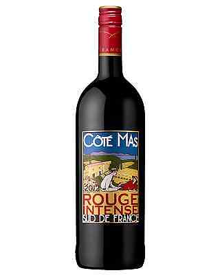 Cote Mas Rouge Intense Côté Mas case of 6 Red Blend Dry Red Wine 750mL