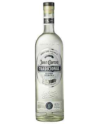 Jose Cuervo Tradicional Silver 700mL case of 6 Tequila Blanco