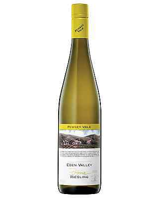Pewsey Vale Prima Riesling bottle Dry White Wine 750mL Eden Valley
