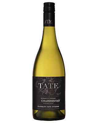 Franklin Tate Estates Alexanders Vineyard Chardonnay bottle Dry White Wine 750mL