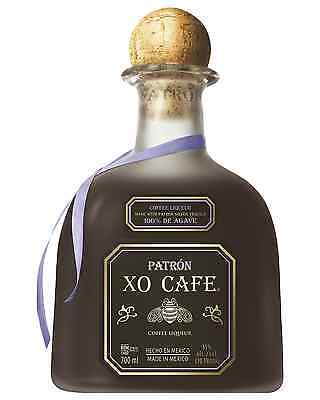 Patr�n XO Cafe 700mL Patrón case of 6 Tequila Flavoured