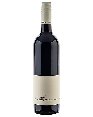 Bullant Shiraz case of 12 Dry Red Wine 750mL Langhorne Creek