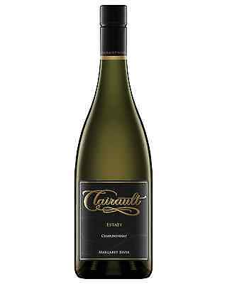 Clairault Estate Chardonnay case of 6 Dry White Wine 750mL Margaret River