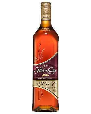 Flor de Cana 7 Year Old Rum 700mL case of 6