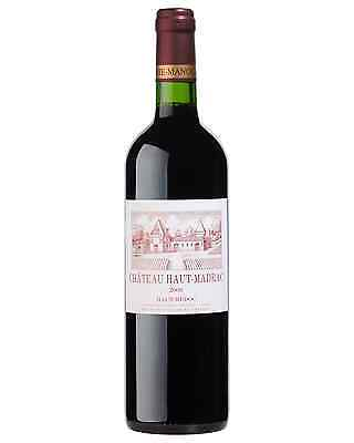 Chateau Haut Madrac Rouge Château case of 6 Red Blend Dry Red Wine 750mL