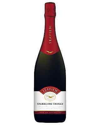 Seaview Sparkling Shiraz case of 6 Sparkling Red Wine Non Vintage* 750mL