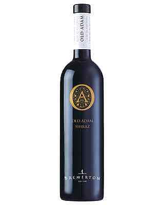 Bremerton Old Adam Shiraz bottle Dry Red Wine 750mL Langhorne Creek