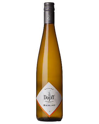 Dopff Au Moulin Riesling bottle Dry White Wine 750mL Alsace