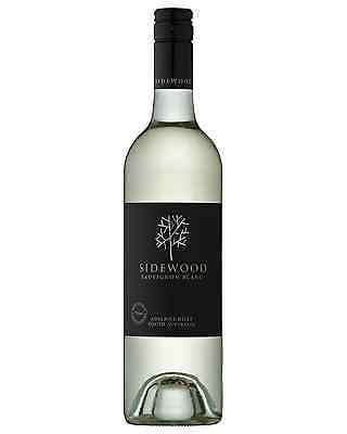Sidewood Sauvignon Blanc case of 6 Dry White Wine 750mL Adelaide Hills