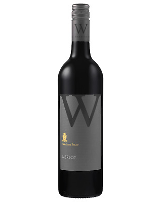 Warburn Premium Reserve Merlot case of 6 Dry Red Wine 750mL Barossa Valley