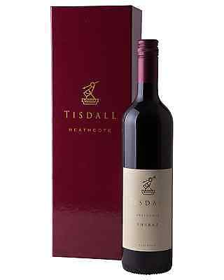 Tisdall Crest Heathcote Shiraz case of 6 Dry Red Wine 750mL