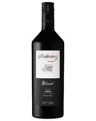 Kalleske Eduard Shiraz case of 6 Dry Red Wine 750mL Barossa Valley