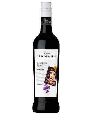 Peter Lehmann Classic Cabernet Merlot case of 6 Dry Red Wine 750mL