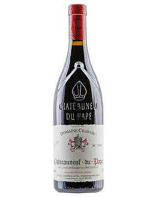 Gerard Charvin Chateauneuf du Pape bottle Grenache Blend Dry Red Wine 750mL