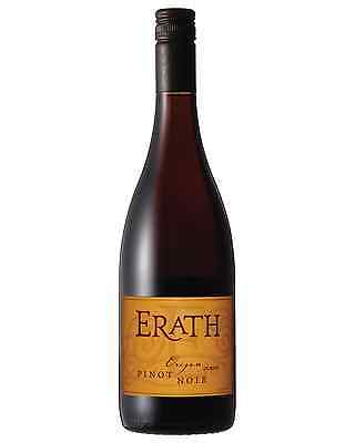 Erath Estate Pinot Noir case of 6 Dry Red Wine 750mL Willamette Valley