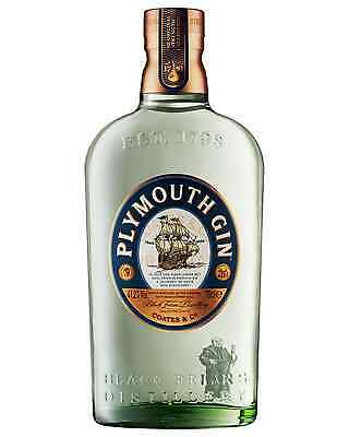 Plymouth Gin 700mL bottle