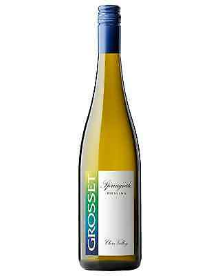 Grosset Springvale Riesling case of 12 Dry White Wine 750mL Clare Valley