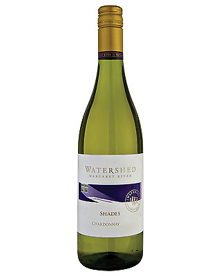 Watershed Shades Chardonnay case of 6 Dry White Wine 750mL Margaret River