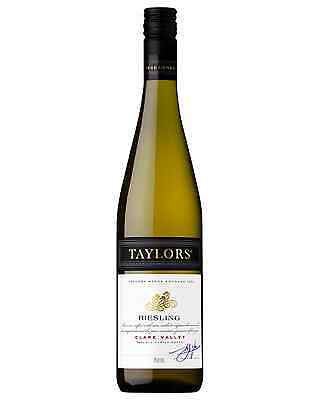 Taylors Estate Estate Riesling 2012 bottle Dry White Wine 750mL Clare Valley