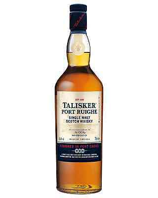 Talisker Port Ruighe Scotch Whisky 700mL case of 6 Single Malt Skye