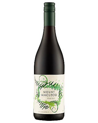Mount MacLeod Pinot Noir case of 12 Dry Red Wine 750mL Gippsland