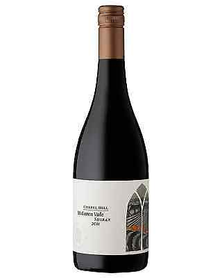 Chapel Hill McLaren Vale Shiraz 2011 case of 6 Dry Red Wine 750mL