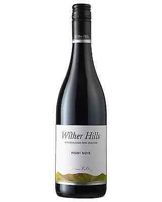 Wither Hills Pinot Noir case of 6 Dry Red Wine 750mL Marlborough