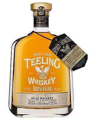 Teeling The Revival 15 Year Old Single Malt Irish Whiskey 700mL bottle