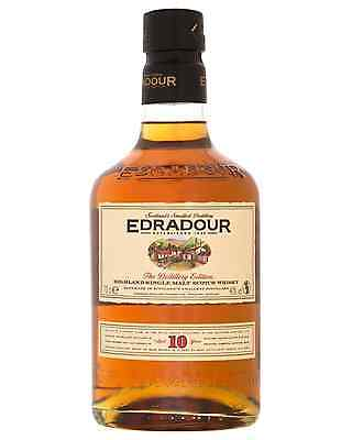 Edradour 10 Year Old Scotch Whisky 700mL bottle Single Malt