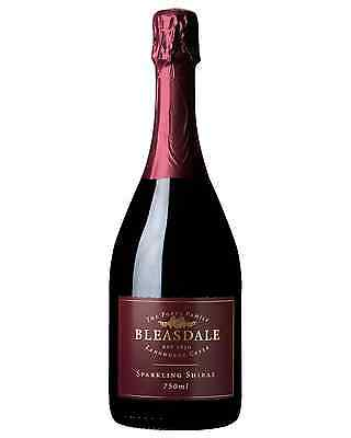 Bleasdale Sparkling Shiraz case of 6 Sparkling Red Wine Non Vintage* 750mL