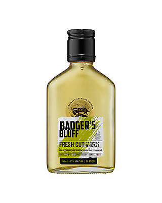 Badger's Bluff American Whiskey 150mL bottle Spirit