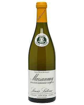 Louis Latour Marsannay Blanc case of 6 Chardonnay Dry White Wine 750mL Burgundy