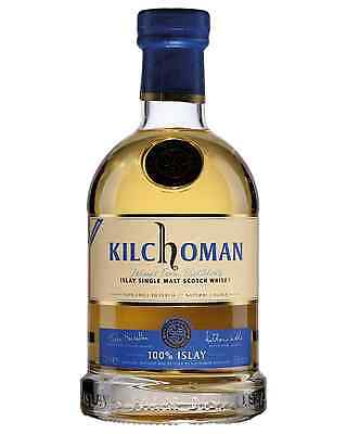 Kilchoman 100% Islay 5th Edition Single Malt Scotch Whisky 700mL bottle
