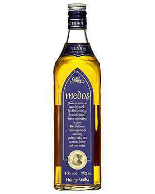 Medos Honey Vodka 750mL bottle