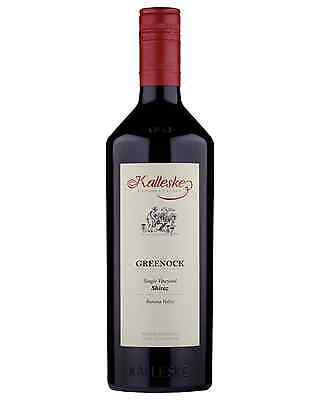 Kalleske Greenock Shiraz case of 6 Dry Red Wine 750mL Barossa Valley