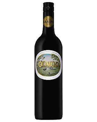 Hardys Oomoo Cabernet Sauvignon bottle Dry Red Wine 750mL