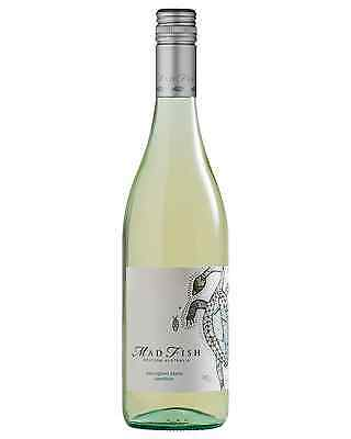 Madfish case of 6 Sauvignon Blanc Semillon Dry White Wine 2015* 750mL