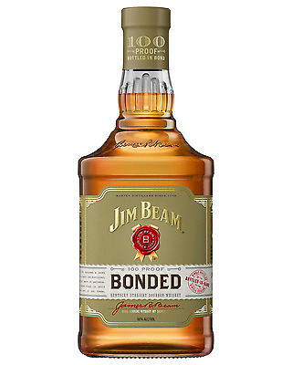 Jim Beam Bonded Bourbon 700mL case of 6 American Whiskey