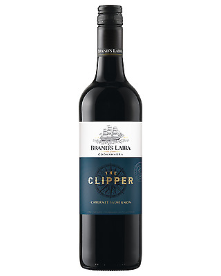 Brand's Laira The Clipper Cabernet Sauvignon case of 6 Dry Red Wine 750mL