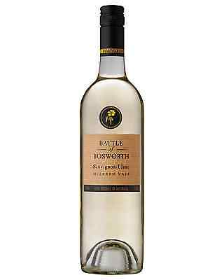 Battle of Bosworth Sauvignon Blanc case of 12 Dry White Wine 750mL McLaren Vale