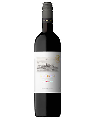 Michelini Merlot bottle Dry Red Wine 750mL Beechworth