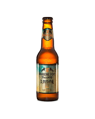 Prancing Pony Brewery Sunshine Ale 330mL case of 24 Craft Beer